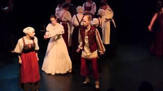 Tanssiteatteri Vilya: Sudenmorsian