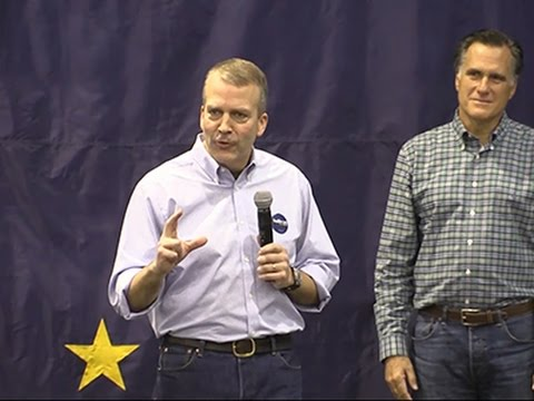 Republican Sullivan Wins Alaska Senate Race