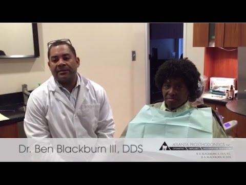Mini Implant Surgery/Overdenture Procedure in Atlanta, GA