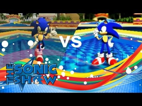 3D Sonic Fan Game Engines: Which is better?