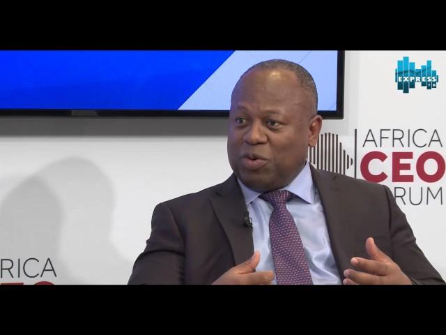 Interview avec Alain Ebobisse - CEO Africa50