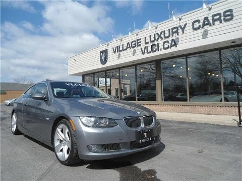 2007 BMW 335i in review - Village Luxury Cars Toronto