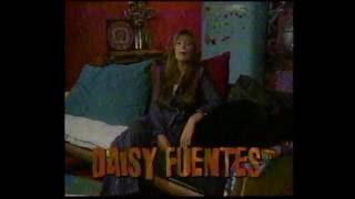 MTV Internacional con Daisy Fuentes (14 de mayo de 1994)