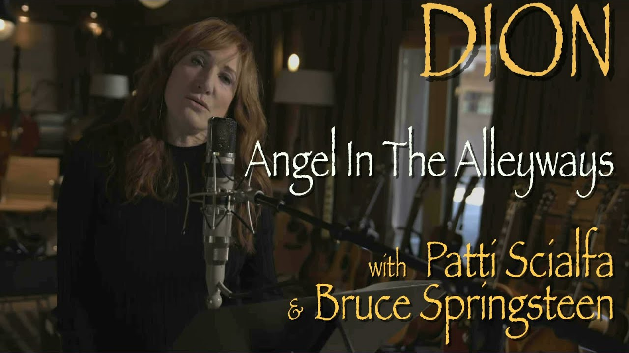 """Download Dion - """"Angel In The Alleyways"""" with Patti Scialfa and Bruce Springsteen - Official Music Video"""