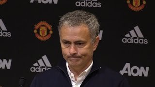 Man Utd 1-1 Arsenal - Jose Mourinho Post Match Press Conference -