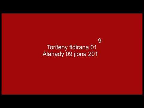 FJKM KATEDRALY ANALAKELY Alahady 09 Jiona 2019 Fidirana 01