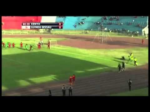 KENYA vs. GUINEA BISSAU 0-1