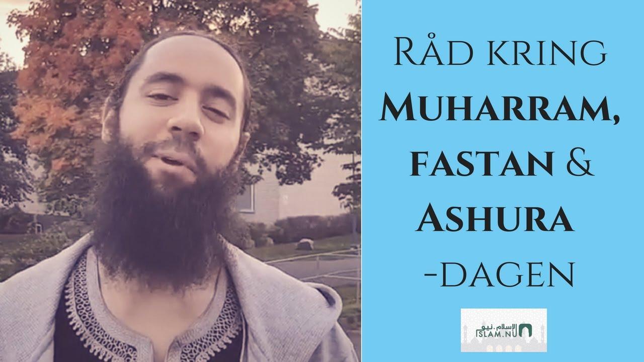 Råd kring Muharram, fastan & Ashura-dagen | Moosa Assal