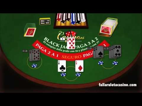 Reglas blackjack casino torrelodones