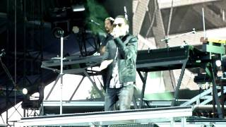 Linkin Park - Opening + Papercut Live at Leipzig Festwiese 18.06.2011 [HD & HQ]
