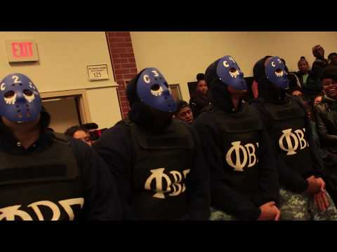FALL' 2017 Probate: The Infinity Gauntlet - Phi Beta Sigma Fraternity, Inc.