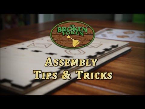 The Broken Token's Assembly Tips & Tricks