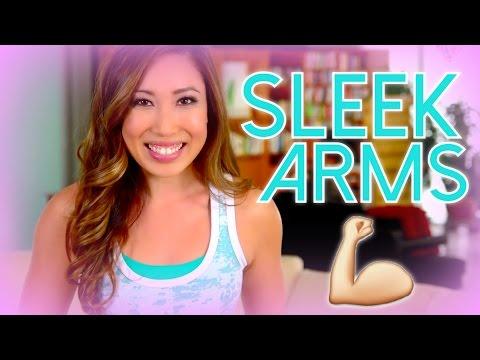 Sleek Tank Top Arms