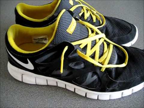 save up to 80% good quality latest design Nike Free Run+ 2 Livestrong: 400 Miles Later ...