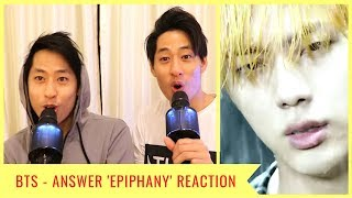 BTS (방탄소년단) LOVE YOURSELF 結 Answer 'Epiphany' Comeback Trailer REACTION