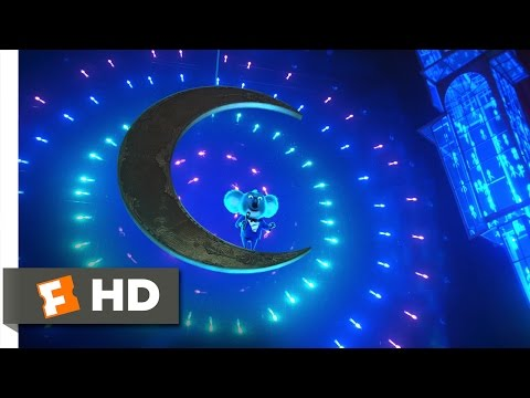 Sing 2016  Squid Power Scene 410  Movieclips