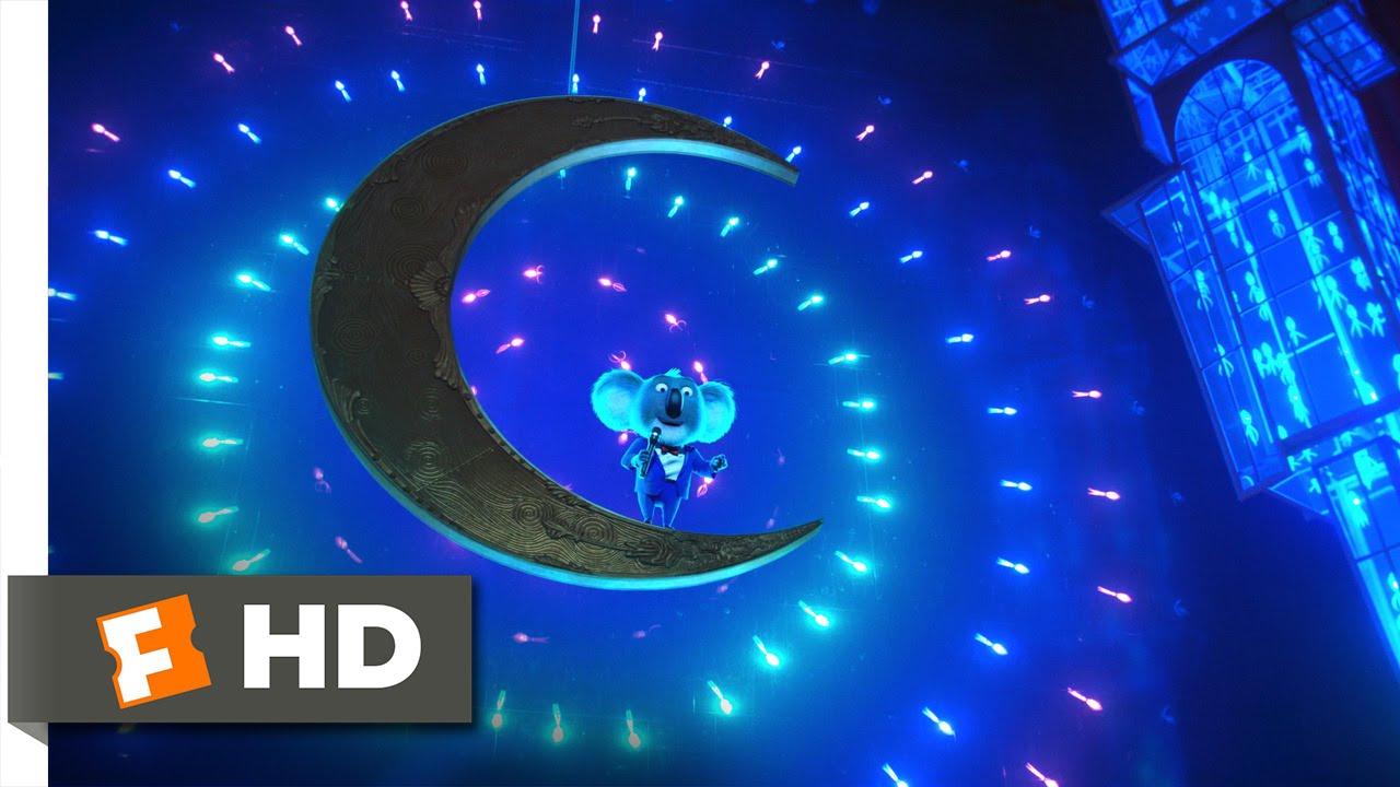 Sing 2016 Squid Power Scene 410 Movieclips
