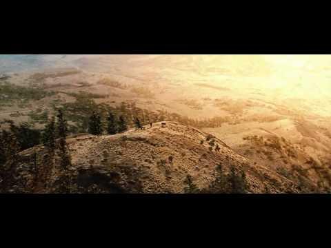 2012 DVD Clip - Yellowstone Volcano Erupts