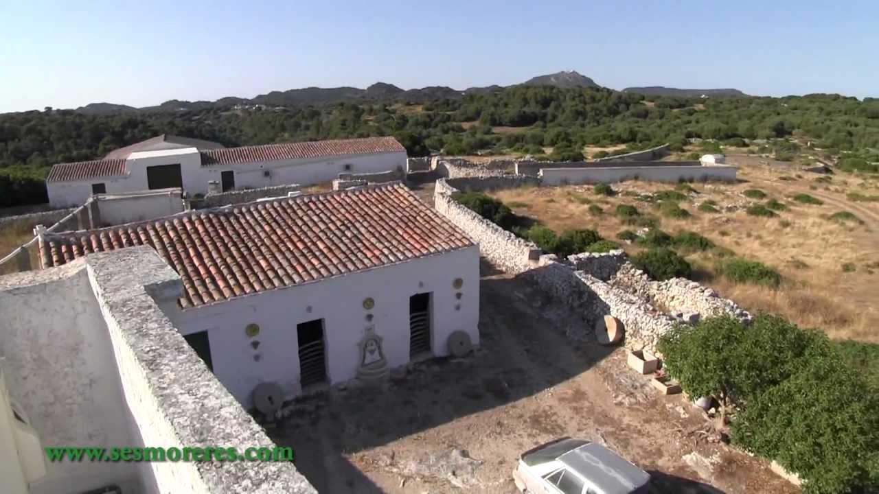 Menorca Finca rstica en venta en el corazn de Alaior