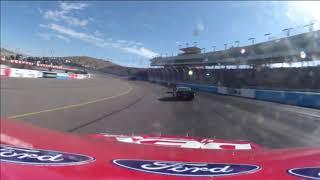 Full Race In-car: Ryan Blaney at ISM Raceway   NASCAR playoffs in Phoenix