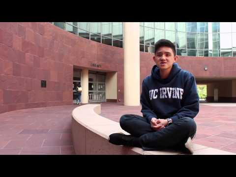 Drake Dinh '15 - UCI Ayala School of Biological Sciences