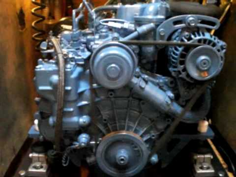marine engine sole diesel