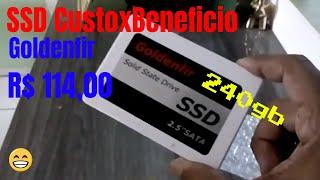UNBOXING SSD MELHOR CUSTO X BENEFICIO #Kbg_info #SSD #Aliexpress