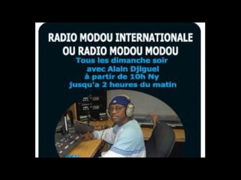 ALAIN DJIGUEL RADIO MODOU INTERNATIONALE