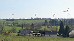 Animation vidéo du projet éolien de Saint-Hilaire-du-Maine