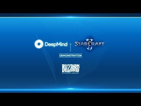DeepMind StarCraft II Demonstration
