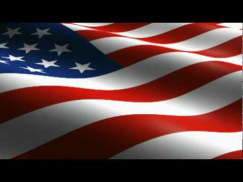 """The Star Spangled Banner"" - United States National anthem Vocal"