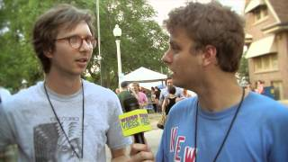 Mac DeMarco interviews Parquet Courts at Pitchfork Fest | Weird Vibes Ep18