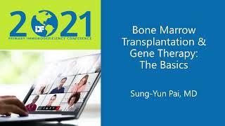 Bone Marrow Transplantation &amp Gene Therapy: The Basics