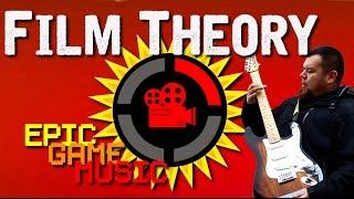 Film Theory Theme (Phase Shift by Carf Darko) Music Video // Epic Game Music