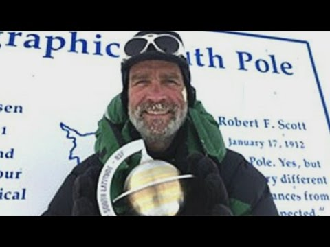 Explorer Henry Worsley dies in Antarctica just 30 miles shy of his goal