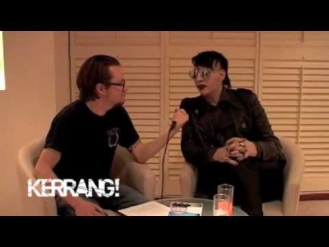 Kerrang! Podcast: Marilyn Manson