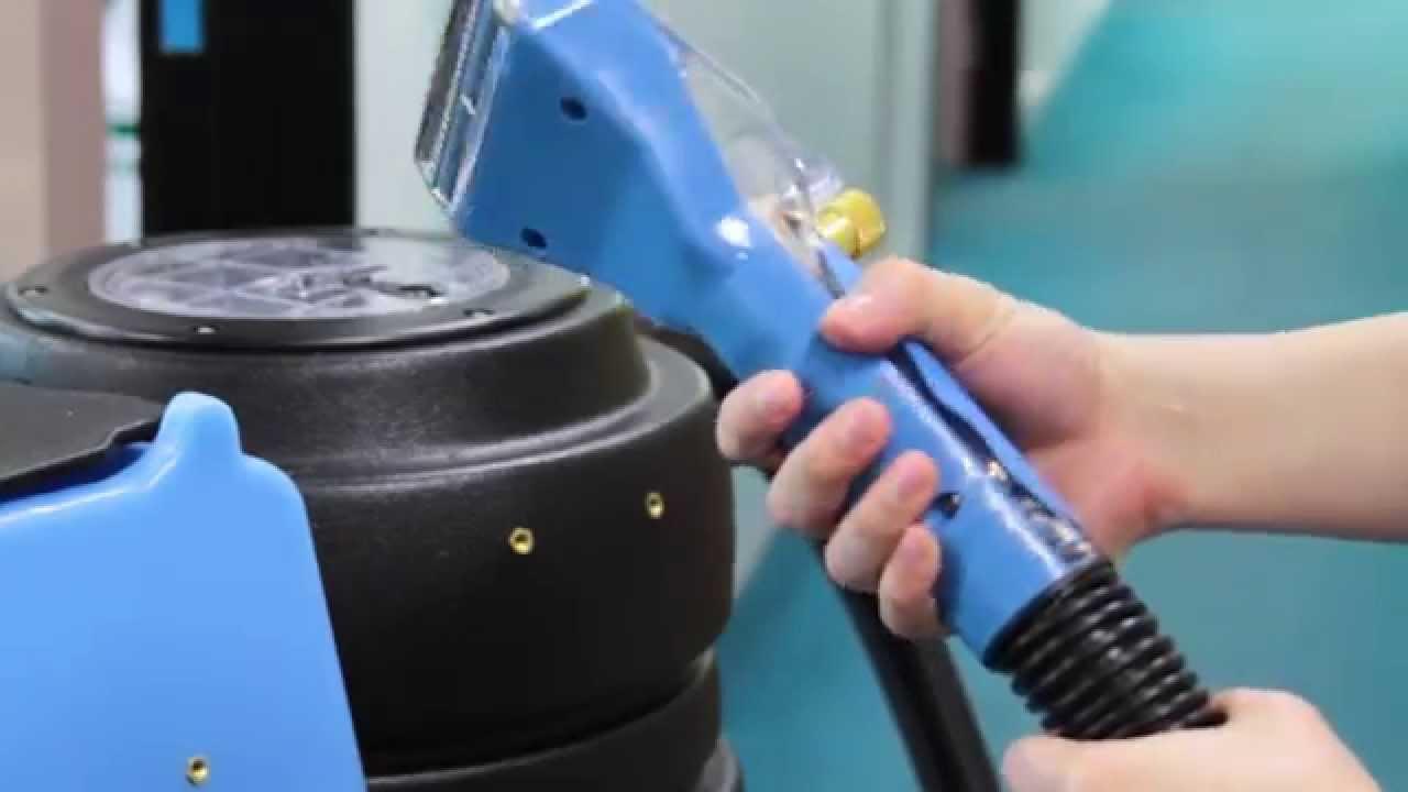 Mytee Dry Upholstery Tool Youtube