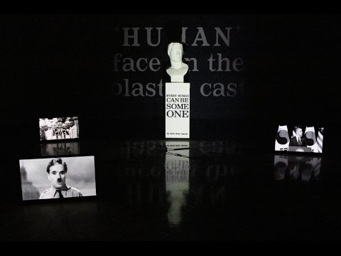HUMAN - Projection Mapping