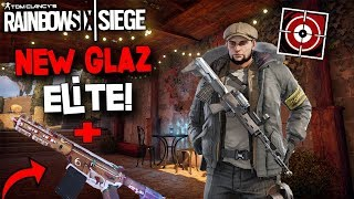 Download Sniper No Sniping Rainbow Six Siege Glaz Elite Skin MP3