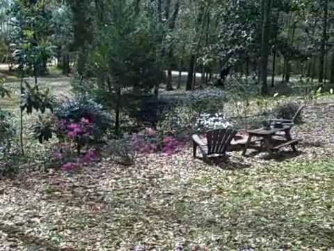 Southern Creole Home For Sale on 3 Acres in Silverhill AL