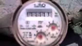 Fraude no Hidrômetro da CEDAE