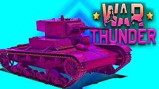 War Thunder ТАНКІВ ТАНК - БТ 7Начало Перші перемоги Тактика бою нова серія гра онлайн крута графіка