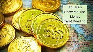 Aquarius Finances & Career ~ Show Me The Money ~ April 1-15, 2019 ~ Tarot Reading