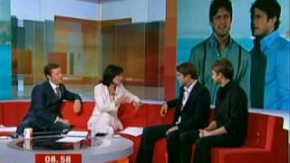 RyanDan interview on BBC Breakfast