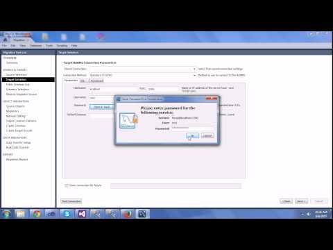 Migrating from Sql Server to Mysql
