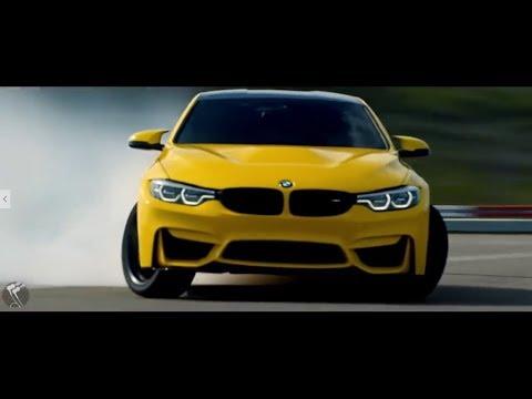 Zamil Zamil Yellow BMW Car Drift Video!!🔥