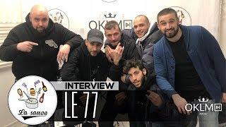 Le 77 - #LaSauce sur OKLM Radio 18/12/18