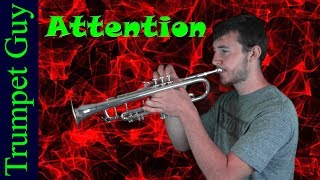 Charlie Puth Attention Trumpet Cover.mp3