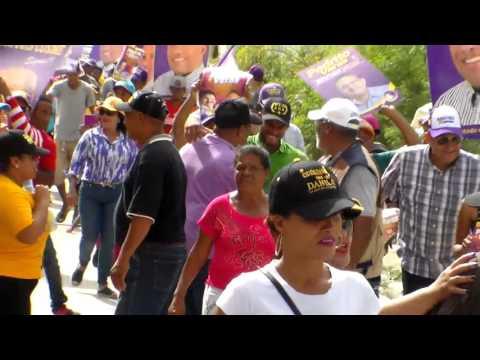 PRENSALIBRENAGUA SENADOR ARISTIDES VICTORIA RECIBE EN SECTOR BUENOS AIRES
