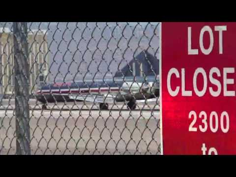 American Airlines MD-83 (N566AA) Arrives At Las Vegas